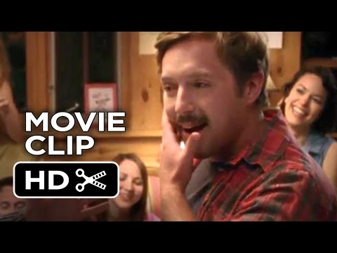 Beside Still Waters Movie CLIP - Whiskey Slaps (2014) - Chris Lowell Movie HD
