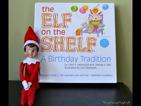 How to INVITE YOUR ELF TO YOUR BIRTHDAY