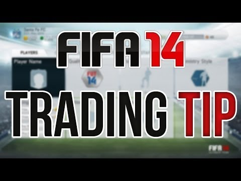 Fifa 14 Ultimate Team Insane Trading Method For Team Of The Season.