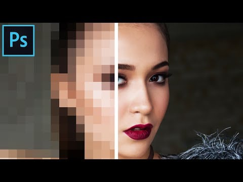 Resize Images in Photoshop Without Losing Quality