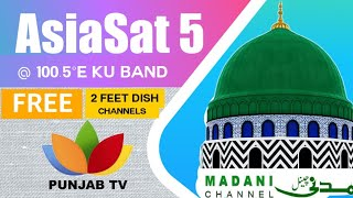 Asiasat5 at 100°E Ku Band Videos - 9tube tv
