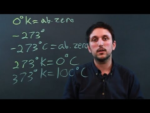 What Is the Right Way to Convert Kelvin to Celsius? : Measurement Conversions