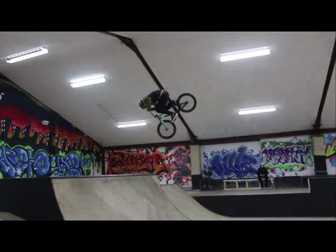 MY LAST BMX SESSION !
