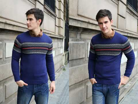Wool Sweater for men for winter season | Modern Jercy Designs