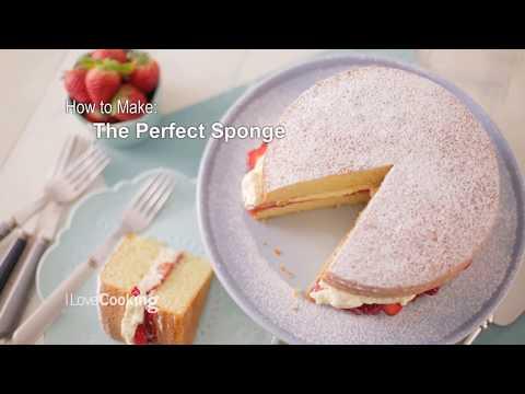 How To Make The Perfect Victoria Sponge