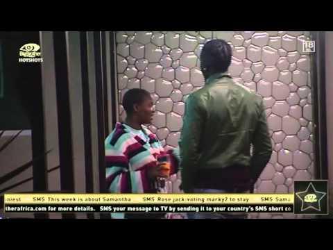 Big Brother Hotshots - Sheillah session