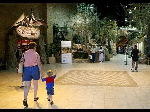 Creationist Park Ok, Governor Cuts Education Instead