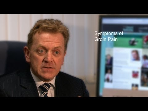 The Symptoms of Groin Pain