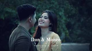 Don & Monee - SAVE THE DATE - #BETSNMIEL