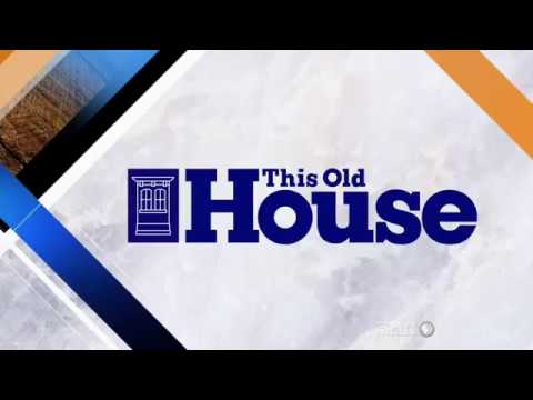 Ask This Old House - May 20, 2018 (FT. QUIKRETE)