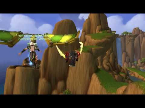 Wow Warlords of Draenor Flying