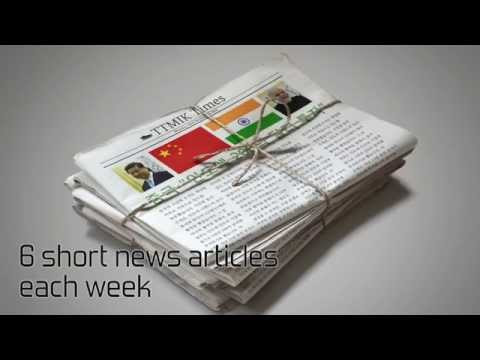 News In Korean - Improve Your Vocabulary and Reading Skills