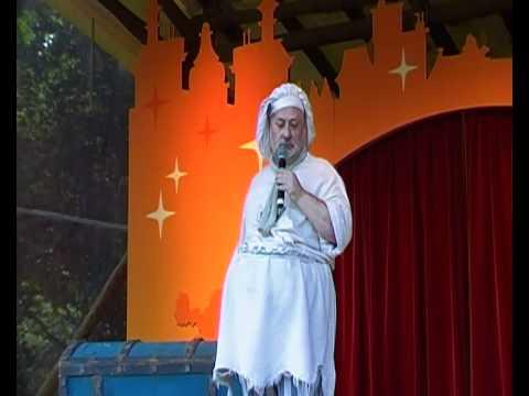 Berend Brokkenpap Zomer Show 2011.