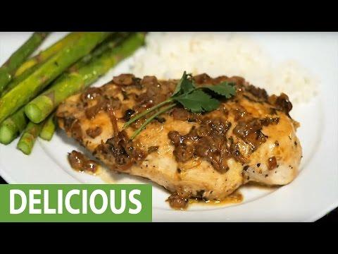 One-pan cilantro lime chicken recipe