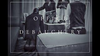 THE OFFICE INTERN - Asian Dominatrix Worship | Femdom Mistress Feet | Sissy Crossdressing High Heels