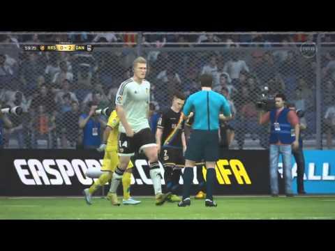 FIFA 16 | FUT CHALLENGE | TALLEST VS SMALLEST
