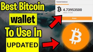 ✅The BEST Bitcoin Wallet (BTC) In 2019? -On PC+Phone