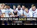 Russia Road To The Gold Medal Men39s VNL 2019