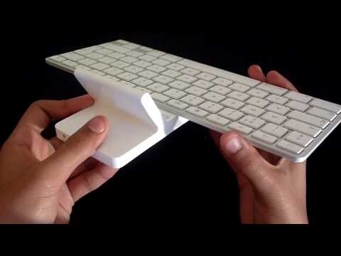 Apple iPad Keyboard Dock Unboxing & Overview