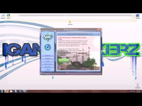 The Sims 3 - No CD Tutorial (Incase loss of CD)