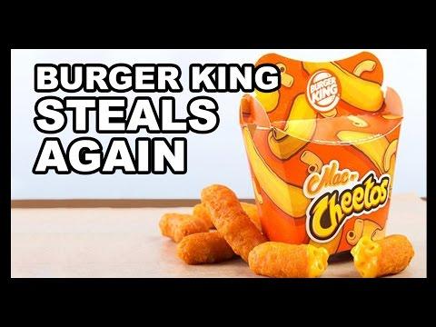 Burger King's Mac N' Cheetos a RIP OFF??? - Food Feeder