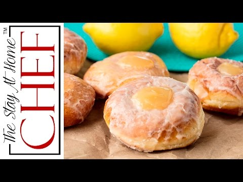 How to Make Homemade Jelly Filled Donuts