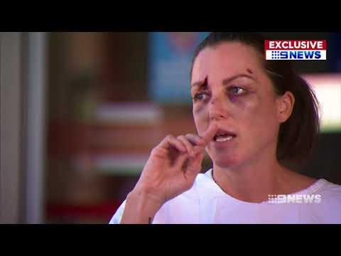 Brutal Bashing | 9 News Perth