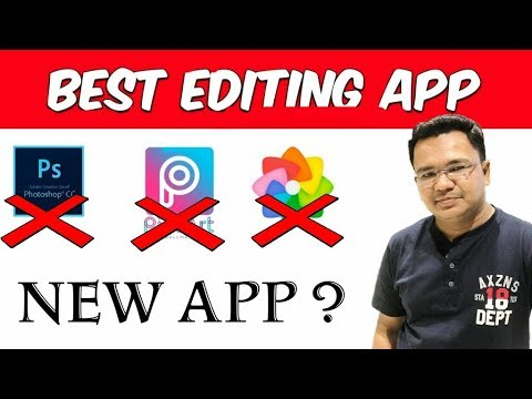 Top 1 Best Professional Photo Editing App For Android App 2017 | By Online Tricks And Offers.
