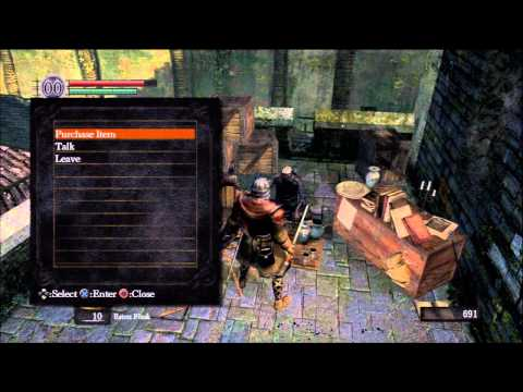 Dark Souls Playthrough: Part 5 ( Learn to Write! )