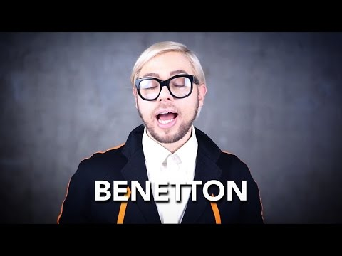 How to pronounce BENETTON