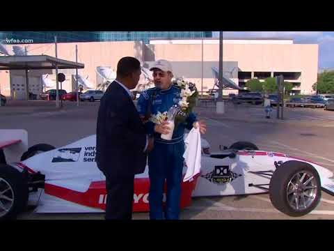 Indy racing comes to Texas Motor Speedway