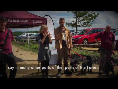 Chris Packham - Responsible Dog Walking during Bird Breeding Season