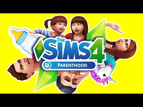 THE SIMS 4 PARENTHOOD!!!  New Gamepack!   [ Trailer Reaction ]