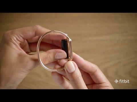 Fitbit Flex 2: How to Switch Your Accessories