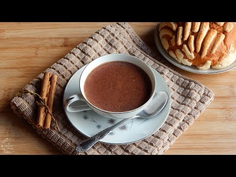 How to Make Champurrado | Easy Champurrado Recipe | The Sweetest Journey