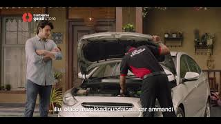 Watch Prince of Tollywood Mahesh Babu star in CarDekho Gaadi Store's inspiring new TVC ad!