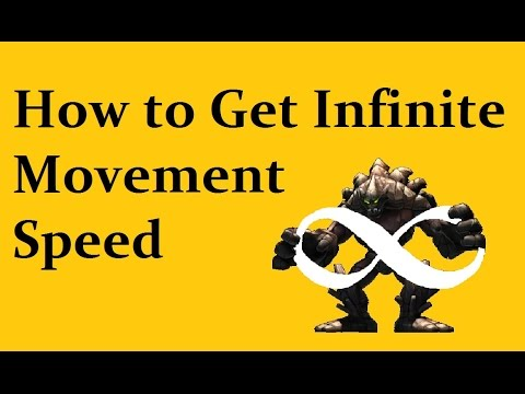 How To Get Infinite Movement Speed - League of Legends