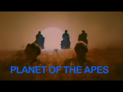 Planet Of The Apes (Series) 1974 Opening Theme HD Dolby