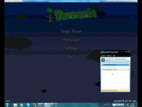 terraria server cz 1.6.0