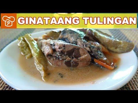 How to Cook Ginataang Tulingan - Panlasang Pinoy Easy Recipes