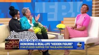 Hidden Figures | Janelle Monae Interview