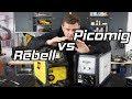 Download Video Download Vergleich Testbericht MIG MAG Schweißgerät EWM Picomig vs Esab Rebel 3GP MP4 FLV