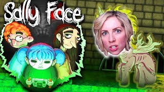 Sally Face Episode Two: The Wretched Videos - 9tube tv