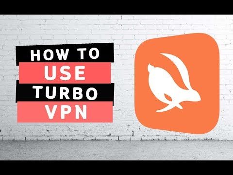 How To Use Turbo VPN