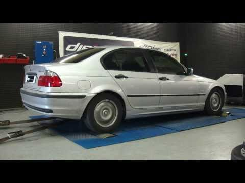 Bmw 320d 136 M47 Tuned Remaped Chiptuning Bmw E46 320d 136