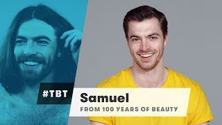 Samuel from 100 Years of Beauty   #TBT   Cut