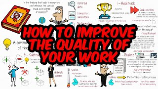 3 Ways To Produce Exceptional Work