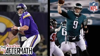NFC Championship: Who Do you Trust More Case Keenum or Nick Foles?   The Aftermath   NFL