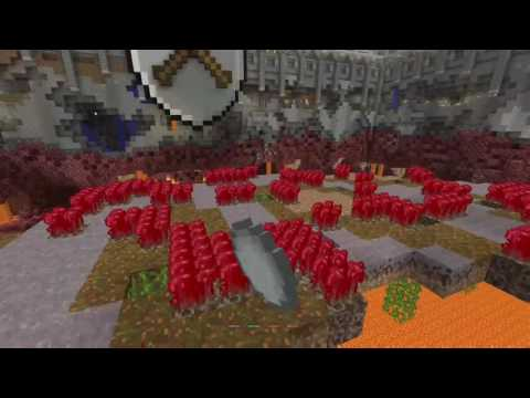 Minecraft Tumble Mini Game Gameplay (SnowBalls)