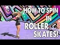 HOW TO SPIN IN ROLLER SKATES WITH CANDICE HEIDEN Ep 7 Planet Roller Skate